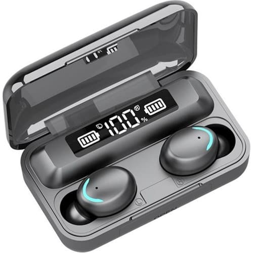 Yukka F9-5 Tws Kablosuz Bluetooth 5.0 Mic Mikrofonlu Dokunmatik Kulaklık