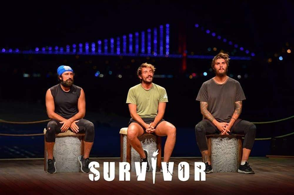 Survivor Final GALATAPORT