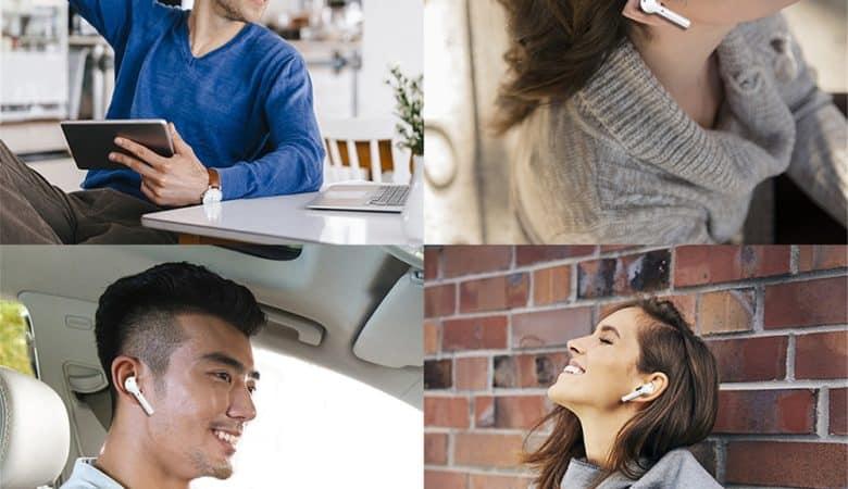 100 Tl ye En İyi 5 Cep Telefon Kablosuz Kulak içi Kulaklık