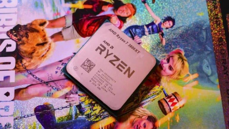 AMD Ryzen 7 5800X sızdı