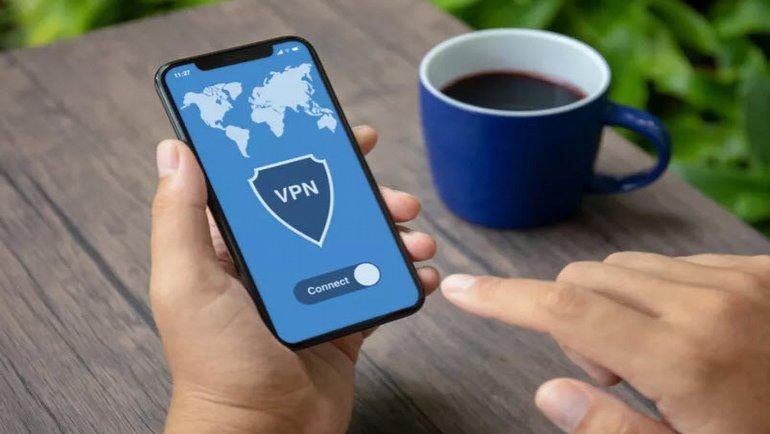 Bir sonraki Android, VPN'li gelecek