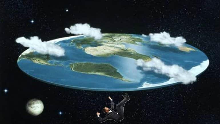 Dünya düz ise, neden düşmüyoruz?