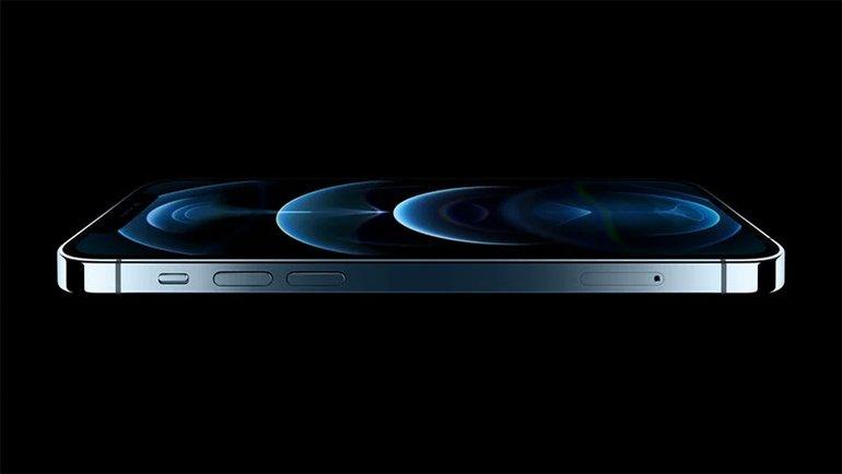 iPhone 12'lere de Samsung damgası