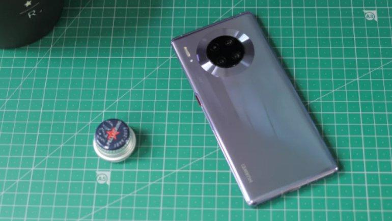 Karşınızda Huawei Mate 40 Pro