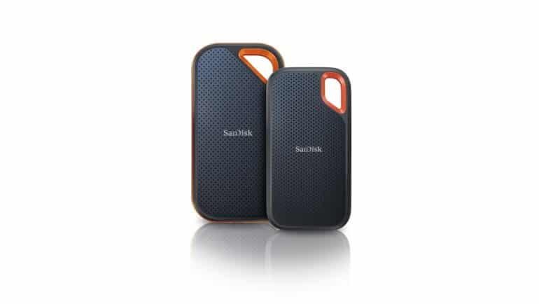 SanDisk Extreme SSD'ler tanıtıldı!