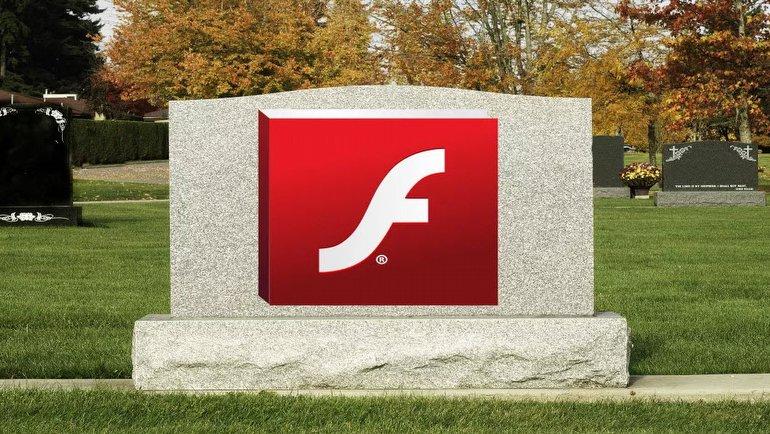 Windows 10'dan Flash'a son kurşun