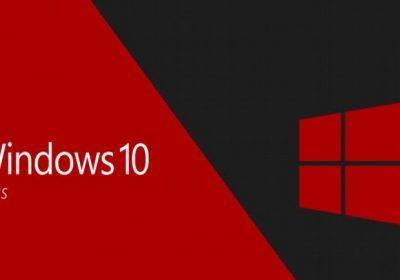 Windows 10 için çözüm değil, öneri