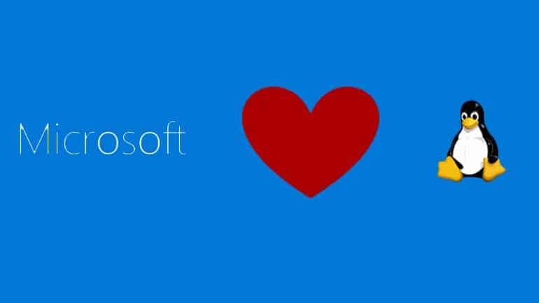 """Windows, Linux'a katılabilir"""