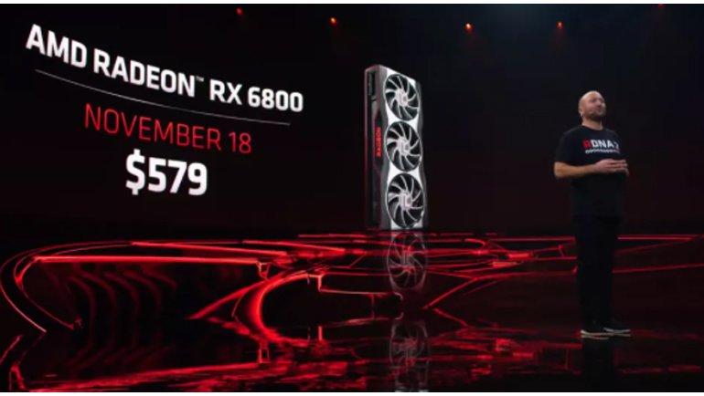 AMD RX 6800'den overclock şovu