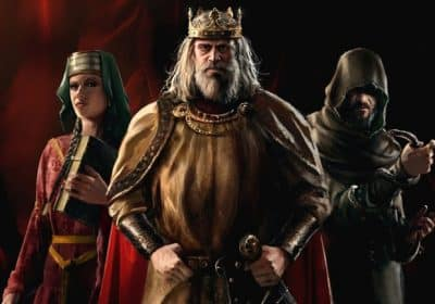 Crusader Kings III'e güncelleme!