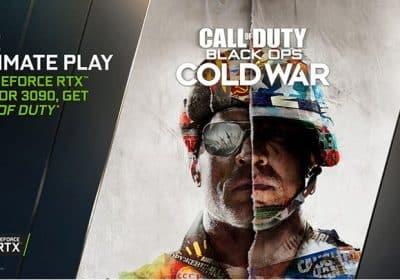 İşte NVIDIA DLSS'li CoD: Cold War!