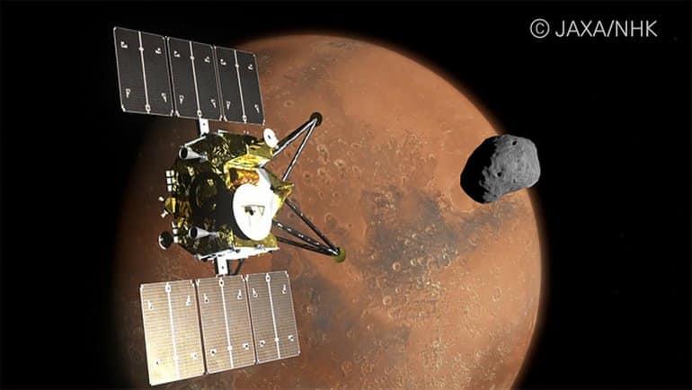 Japonya Mars'ı 8K kaydetmek istiyor
