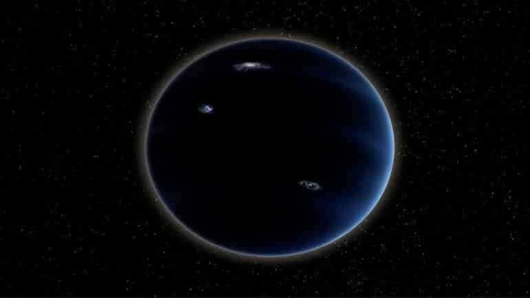 Kayıp dokuzuncu gezegen nerede?