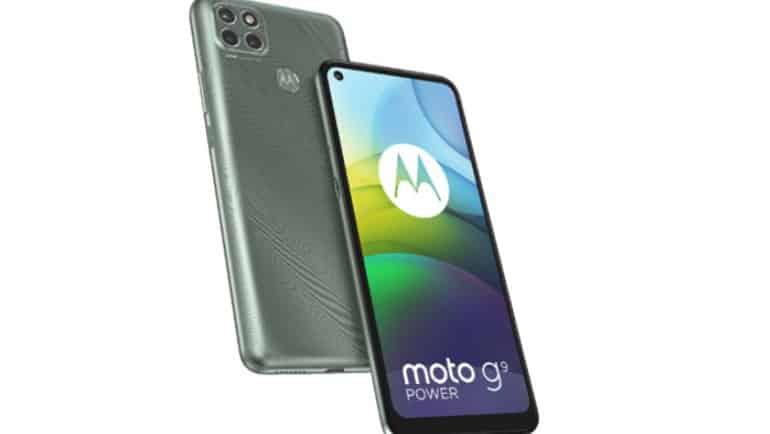 Motorola G9 Power tanıtıldı