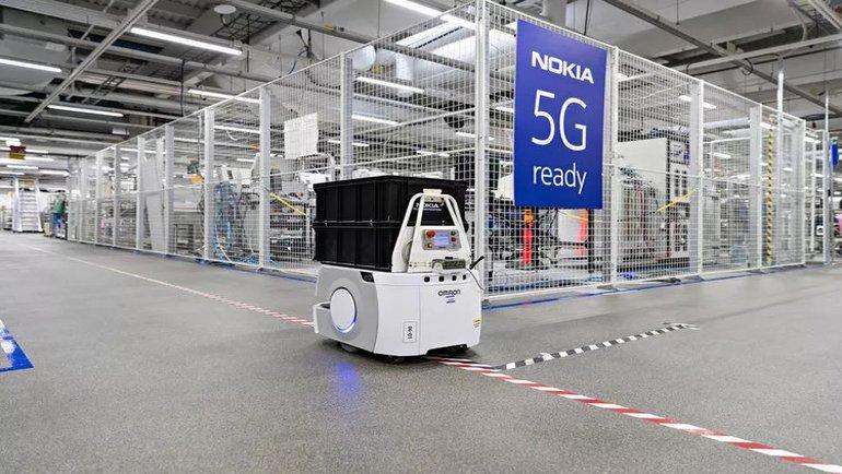 Nokia'dan yeni 5G hız rekoru