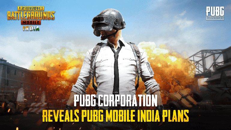 PUBG MOBILE'dan Hindistan planı!