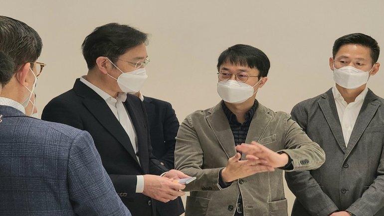 Samsung, büyüyebilir cep mi yapıyor