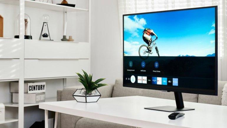 Samsung, TV ve monitörü birleştirdi