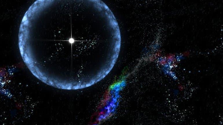 Uzaydan gelen sinyallerin gizemi