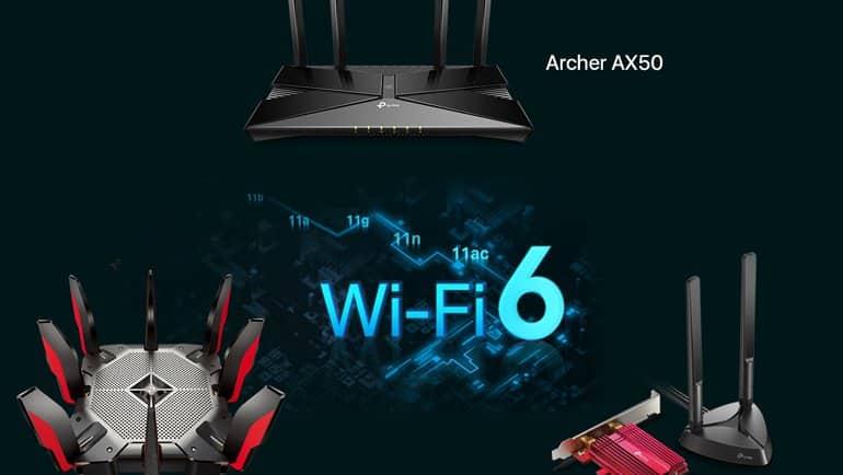 Wi-Fi 6'ya geçme nedenleri