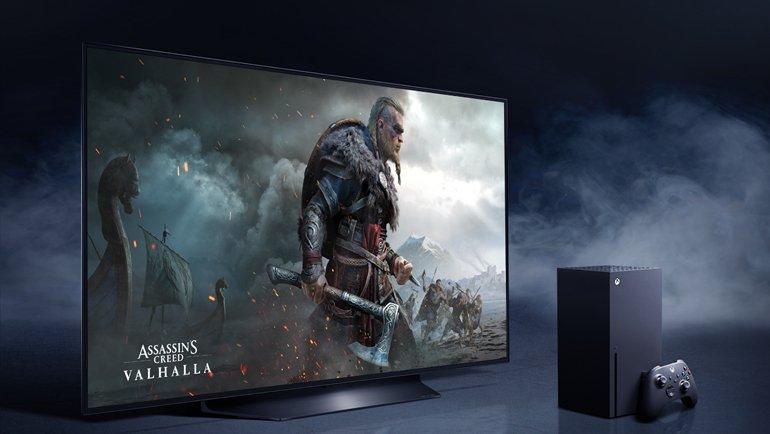 Yeni nesil oyun LG OLED TV'de!
