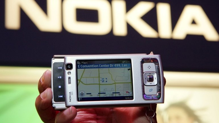 Yeni Nokia N95 videoda göründü