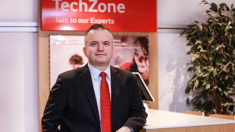 Vodafone'a Çağrı Merkezi ödülü