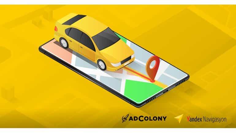 AdColony ve Yandex anlaştı