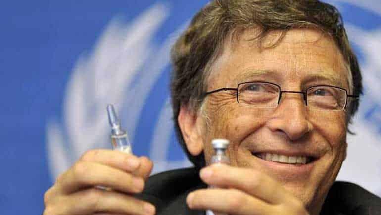 """Bill Gates'ten """"çip"""" açıklaması"""