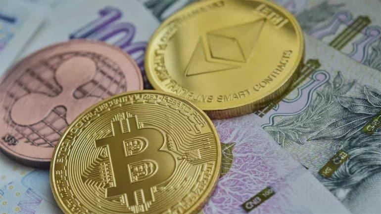 Bitcoin yükseliyor, Ethereum uçuyor