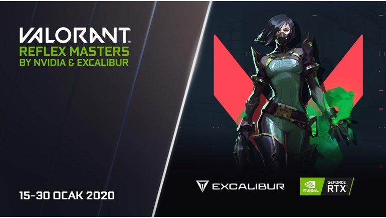 Casper Excalibur Valorant başladı!