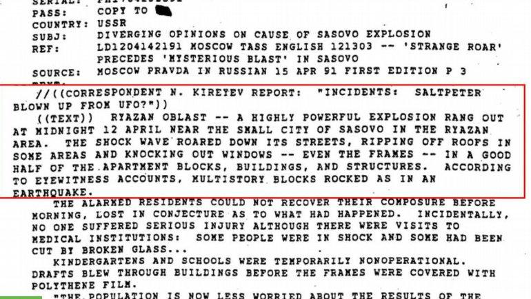 CIA'nın UFO dosyaları sızdırıldı