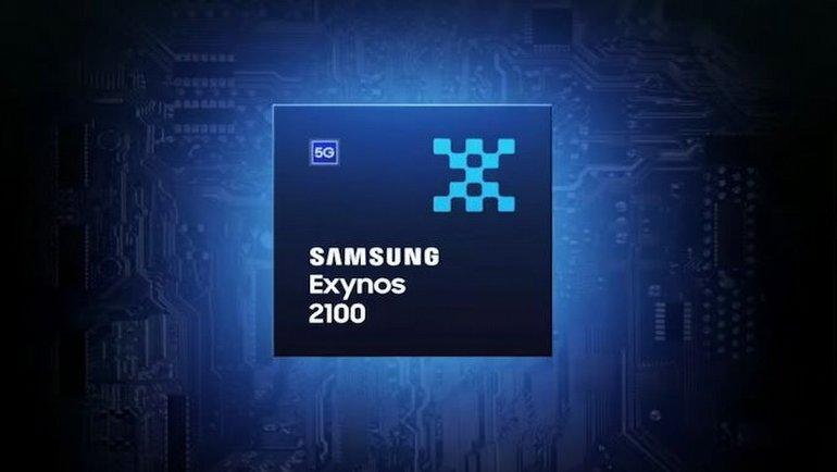 Galaxy S21'in işlemcisi tanıtıldı