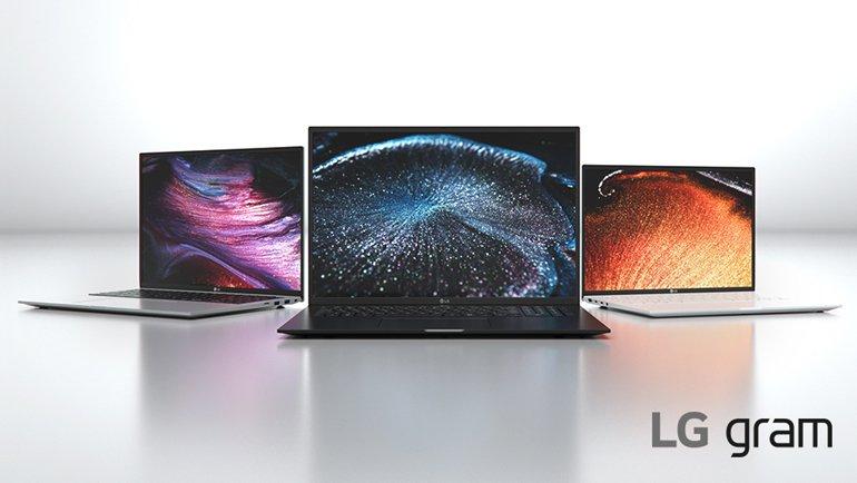 LG'nin 2021 Laptop'ları şaşırtıyor