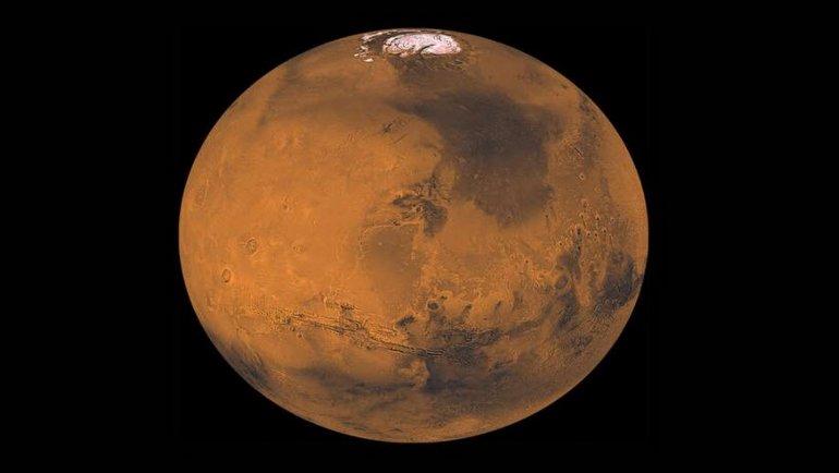"""Mars da """"yalpalıyormuş"""""""