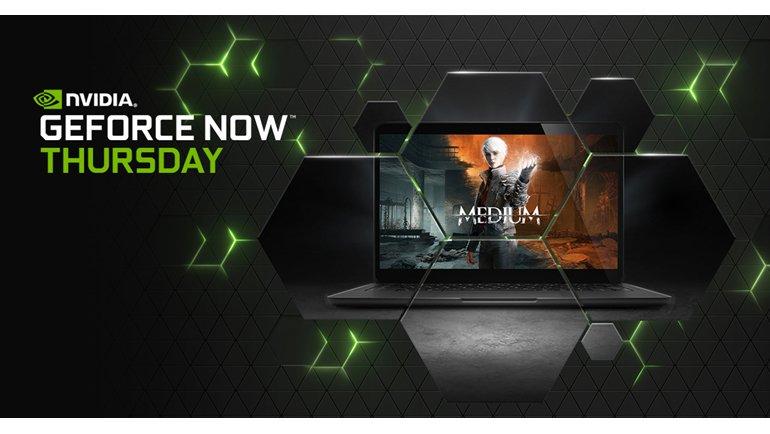 Oyunlar GeForce NOW'da bekliyor!