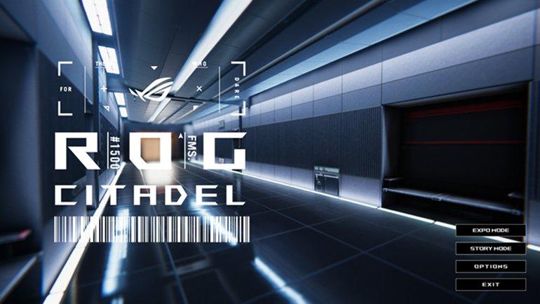 ROG'dan yeni interaktif deneyim