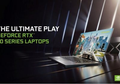 RTX laptop'lara geliyor!