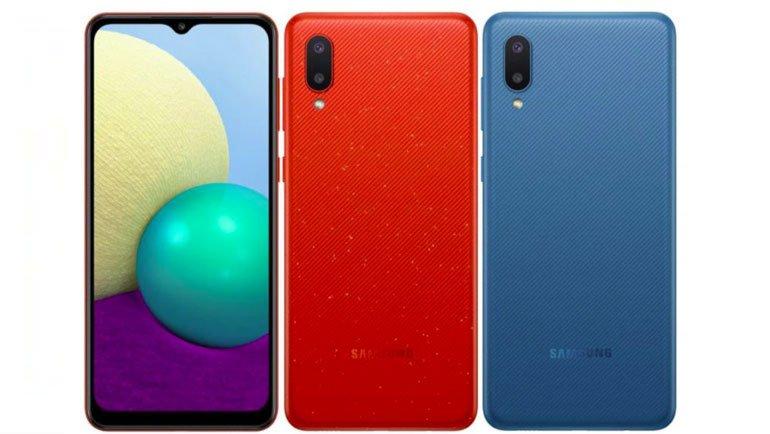 Samsung Galaxy A02 tanıtıldı