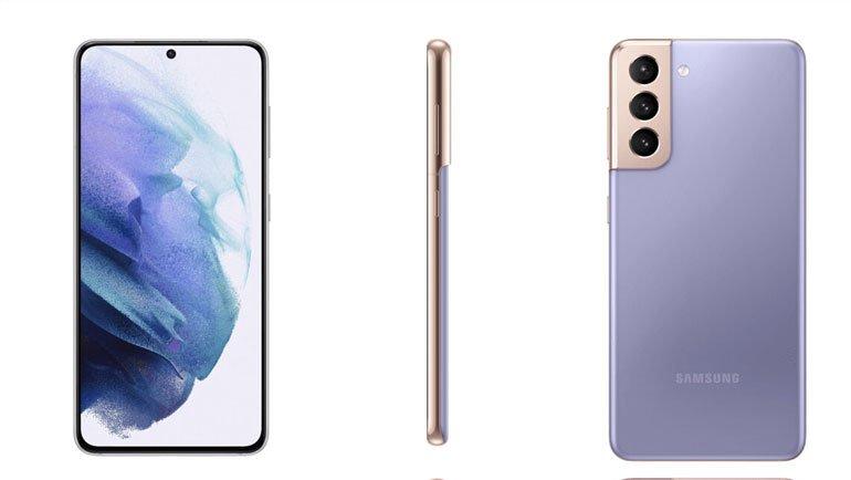Samsung Galaxy S21 5G tanıtıldı