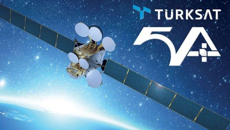 Turksat 5A başarıyla fırlatıldı