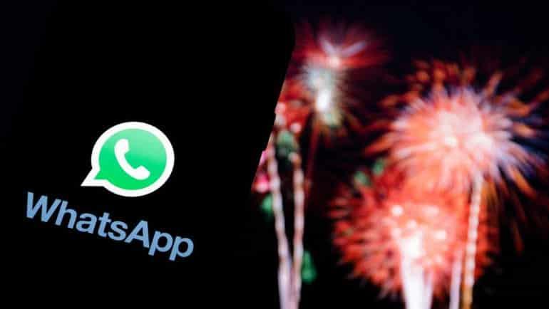 """WhatsApp'tan """"yılbaşı rekoru"""""""