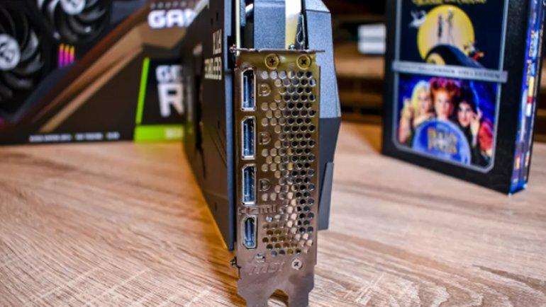 12 GB'lık RTX 3080 Ti geliyor