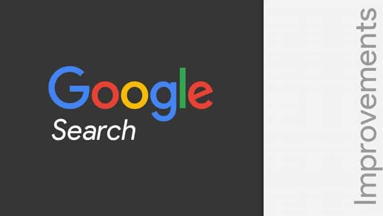 Google aramalarına bir yenilik daha