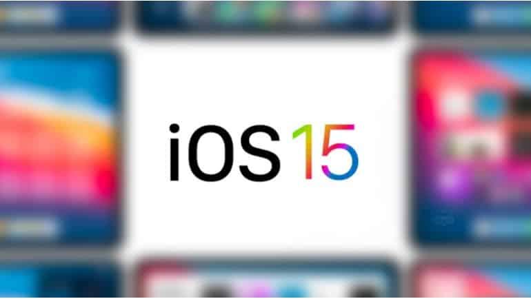 Hangi iPhone'lar iOS 15 alacak?