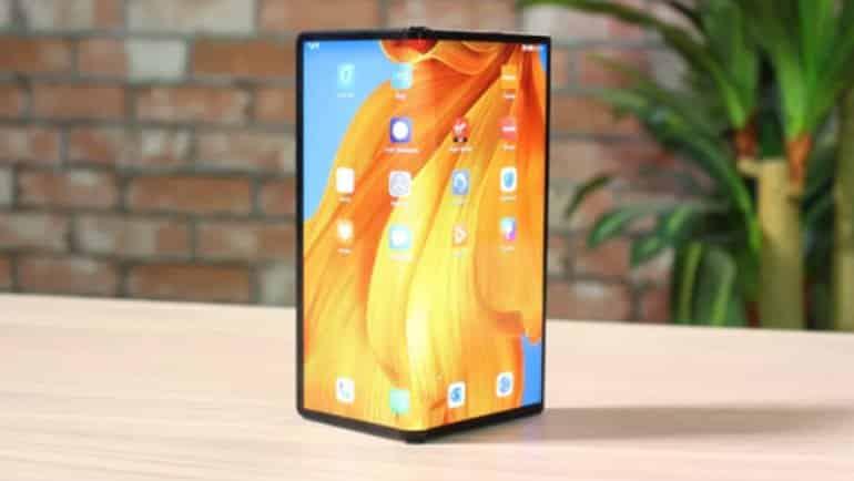 Huawei Mate X2 ortaya çıkıyor