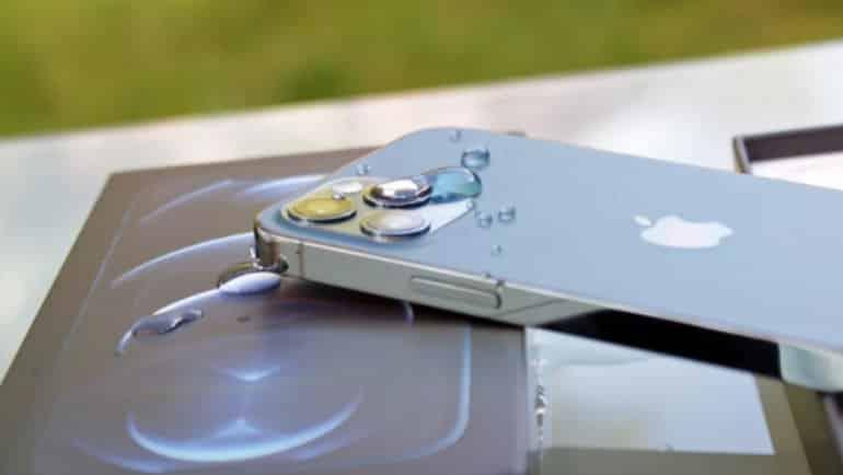 iPhone 13'e dev depolama alanı