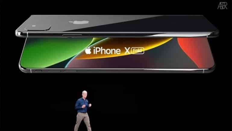 Katlanabilir iPhone'da LG sürprizi
