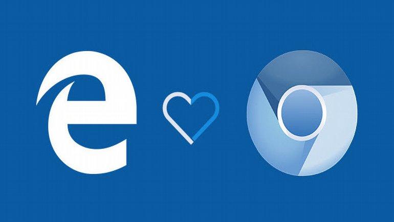 Microsoft Edge tamamen gidiyor