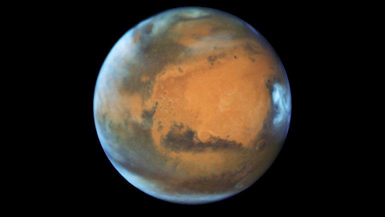 NASA'dan beklenen video geldi
